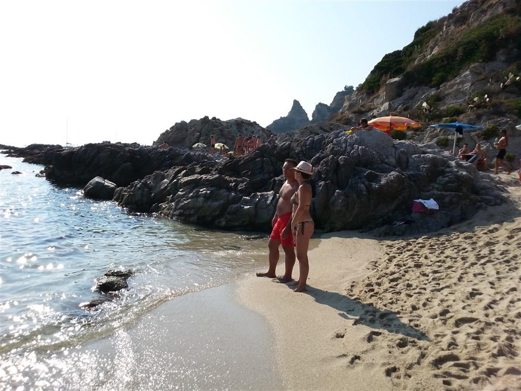 Pláž Grotticelle